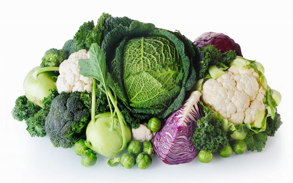 Cruciferous vegetables are good for Testosterone