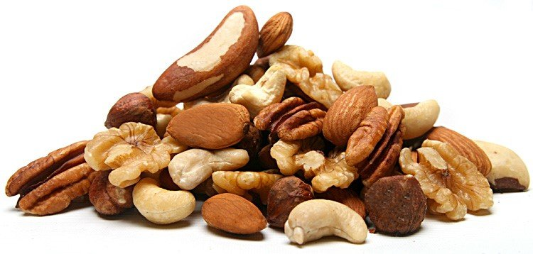 Nuts - Packed with monounsaturated fats: Foods to increase testosterone #7