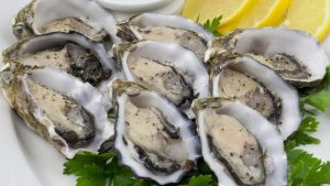 Oysters are good Testosterone