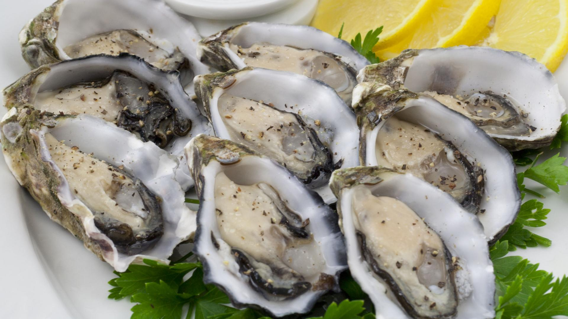 The Oyster Superfoods: Foods to increase testosterone #1