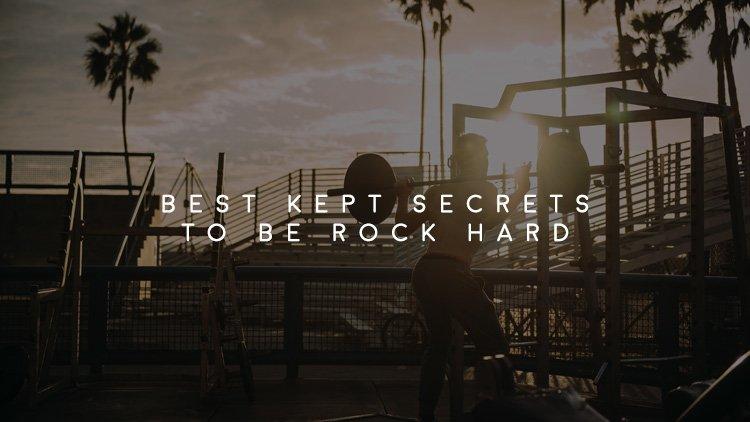 Men's Health Blog: secret to be hard