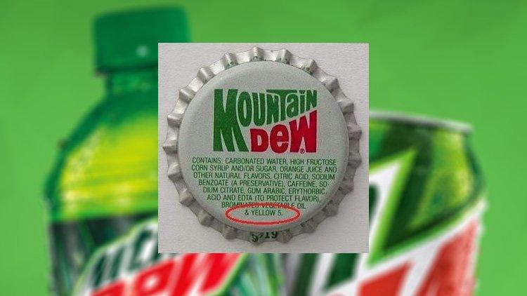 Mountain Dew shrinks your balls
