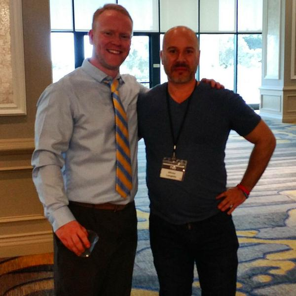 Robby Blanchard and Olivier Langlois at FBS17: Cardio by doing Crossfit for Stronger Erections