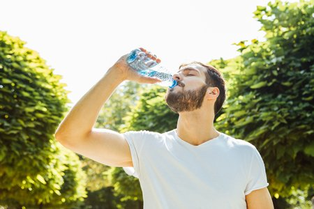 drink water to increase metabolism