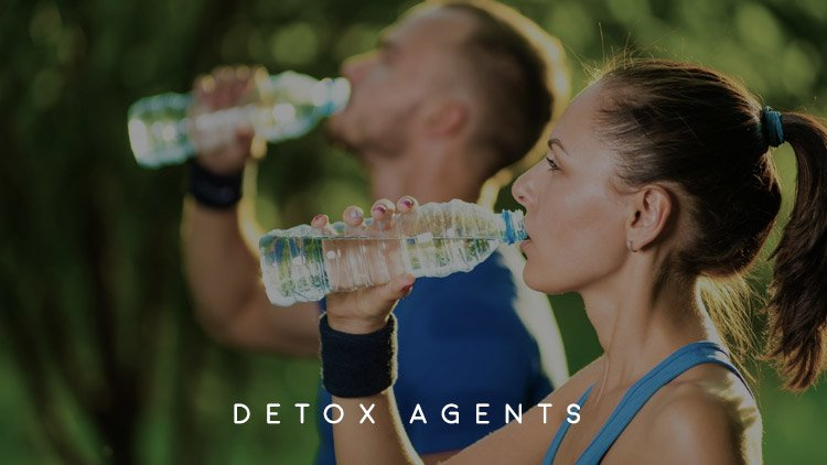 Men's Health Blog: detoxing the body with detox agents