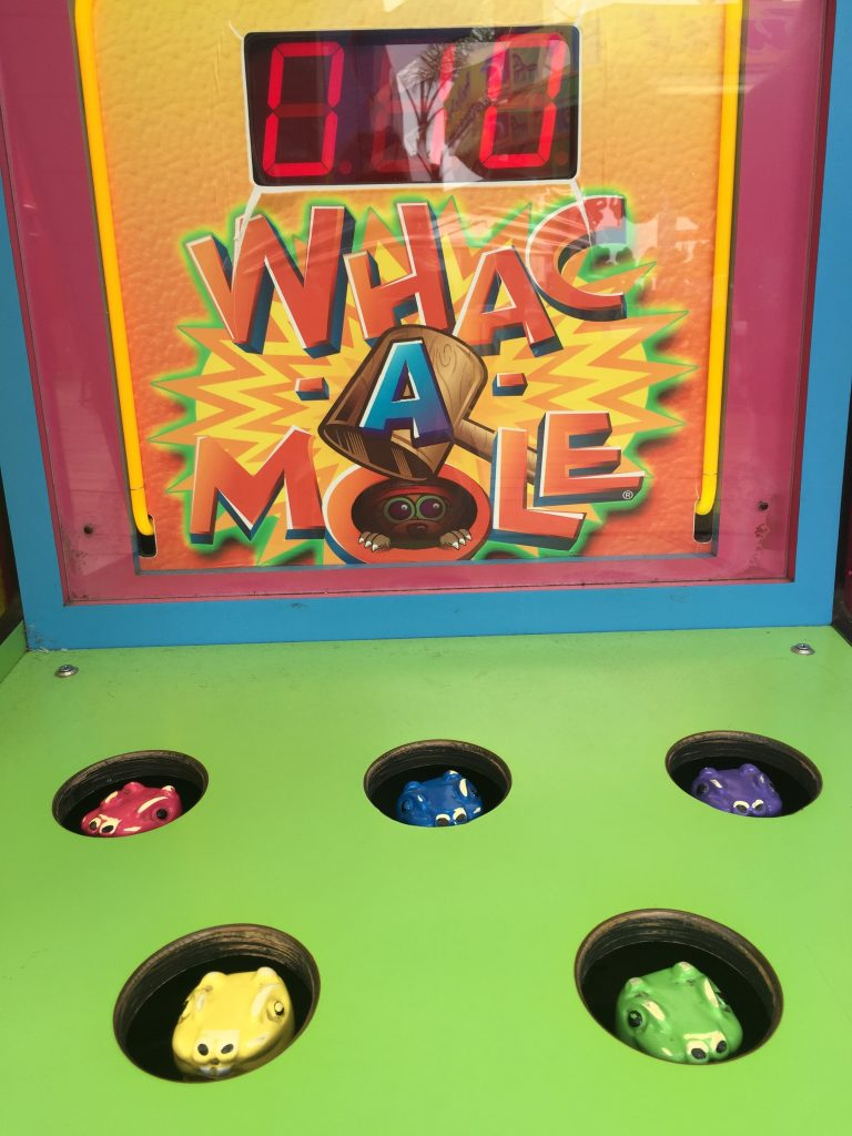 Being impotent and trying to fix the problem feels like playing whack-a-mole game