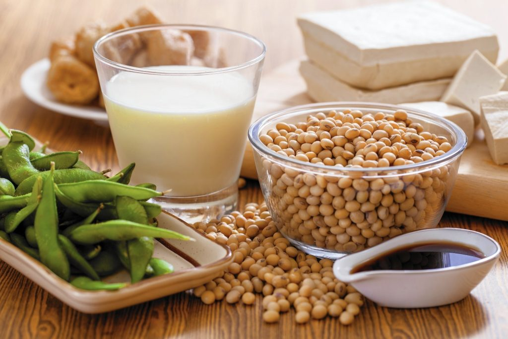 Soy is one of the foods to avoid for testosterone