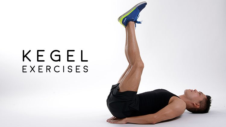 Men's Health Blog: Kegel Exercises for men