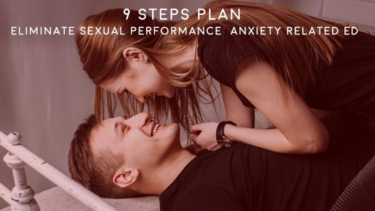 Men's Health Blog: Sexual Performance Anxiety related ed