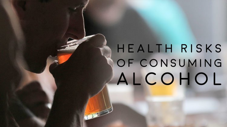 Men's Health Blog: Health Problems with Alcohol