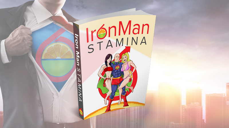 Iron Man Stamina: How to stop stamina problems before they take over